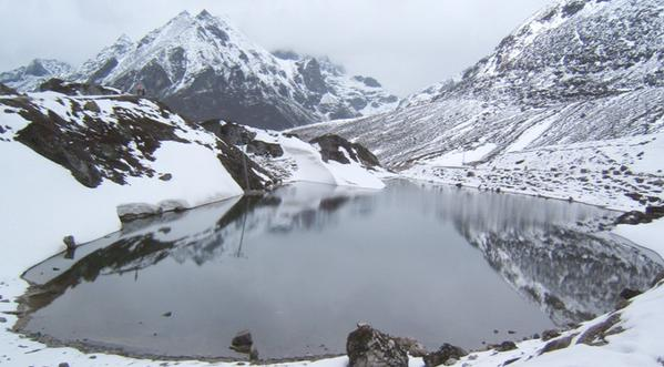Beautiful Lakes in Tawang
