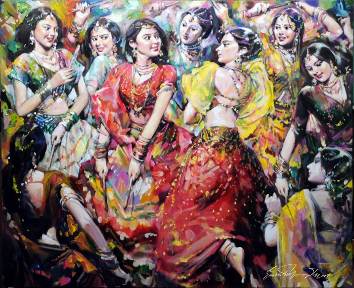 Subrata Gangopadhyay's Beautiful Art Work