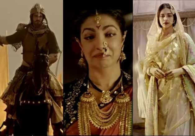 Bajirao Mastani Second Week Box Office Collection