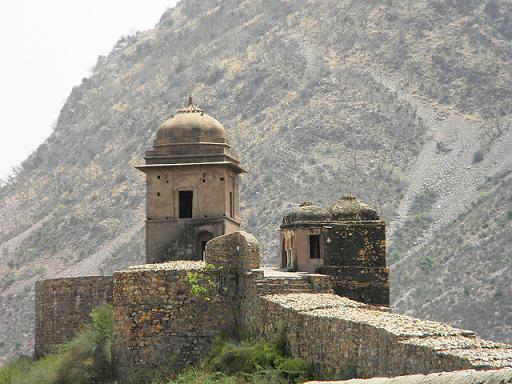 The Haunted Bhangarh Fort