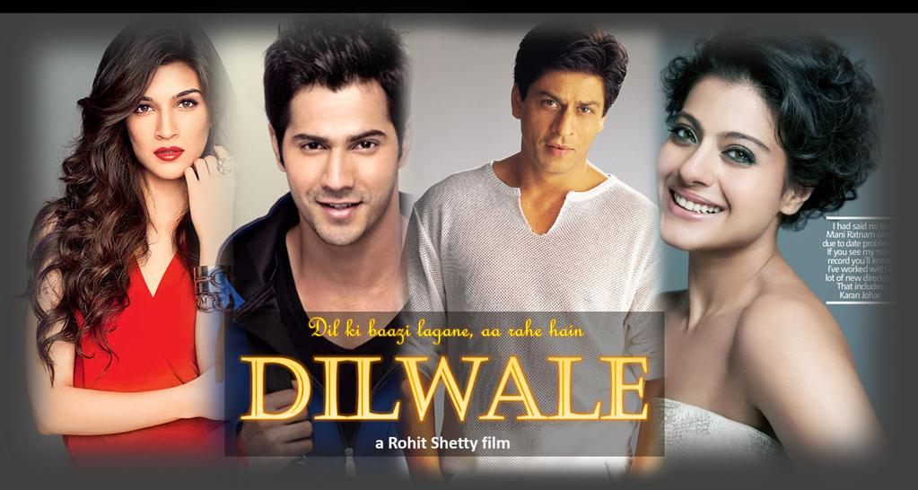 Dilwale Second Week Box Office Collection