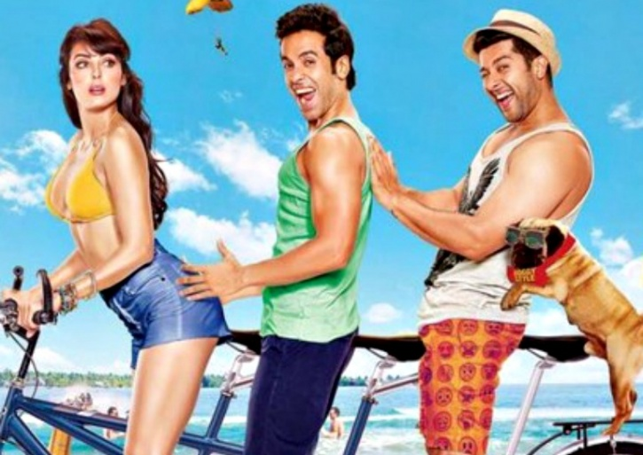 Kyaa Kool Hain Hum 3 Drops on Day 2