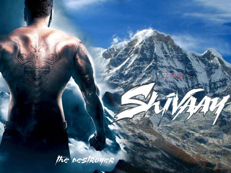 Official Trailer of Ajay Devgn's Shivaay