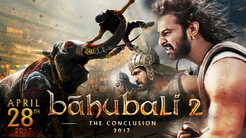 Bahubali 2 first day collection