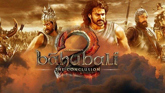Bahubali 2 – The Conclusion First Friday (Day One) Collection