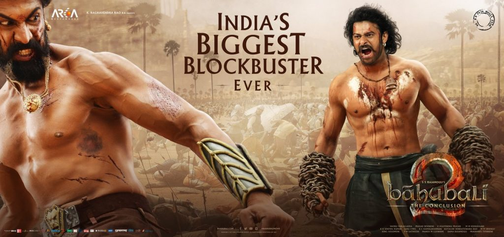 Bahubali 2: The Conclusion Scores More Than 800 Crores at Box Office