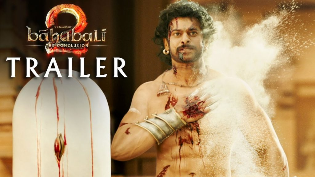 Bahubali 2 – The Conclusion 8th Day (Second Friday) Box Office Collection