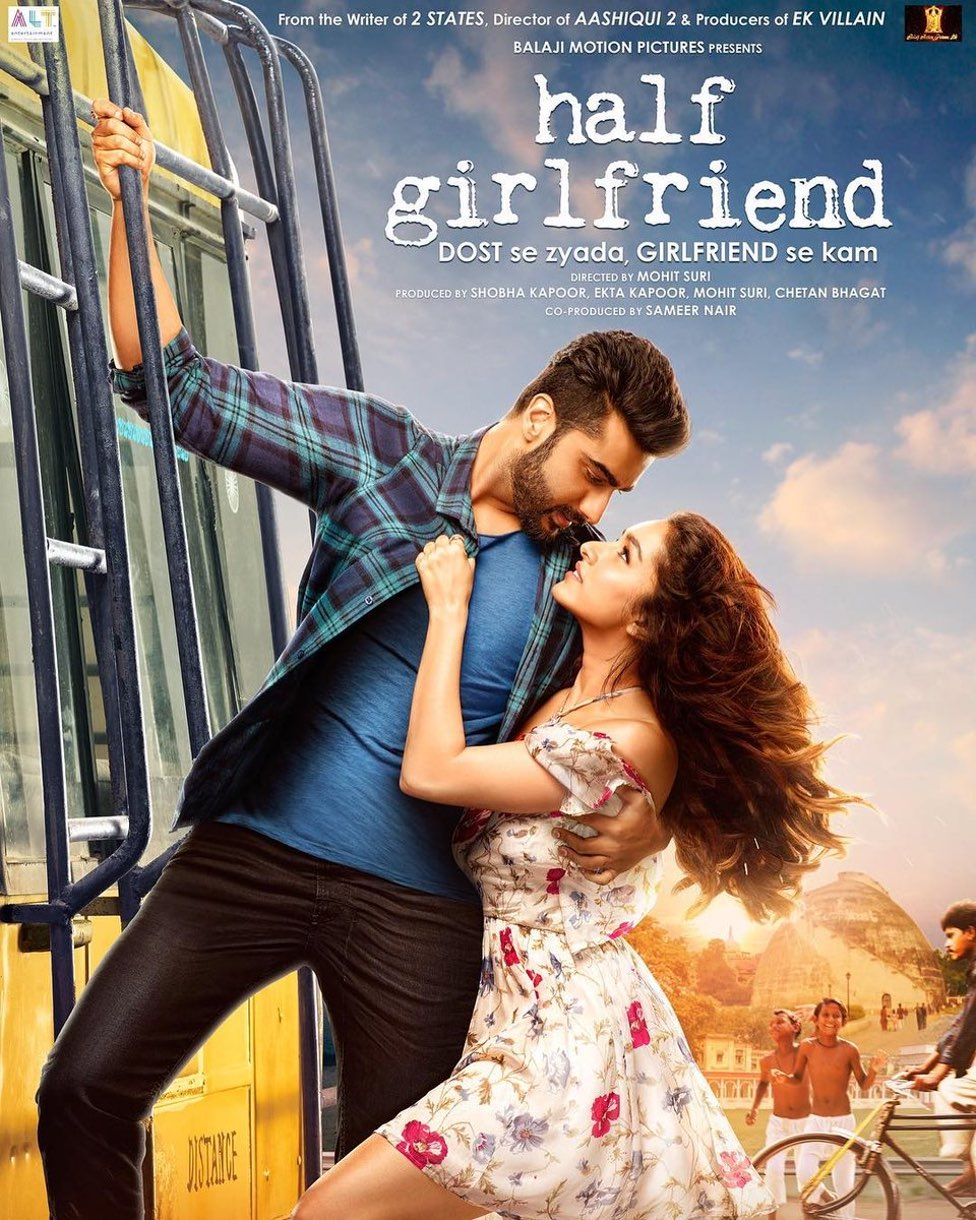 Half Girlfriend Has a Good Start | First Day Box Office Collection