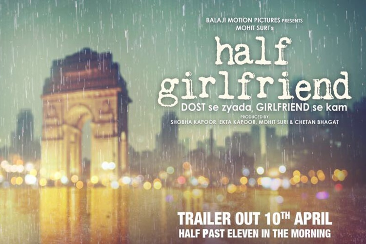 Half Girlfriend Has Poor Second Weekend
