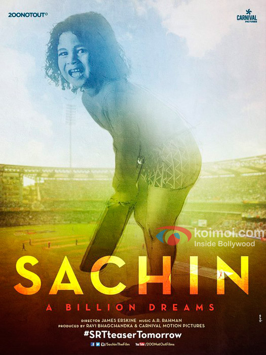 Sachin: A Billion Dreams Has a Good Opening