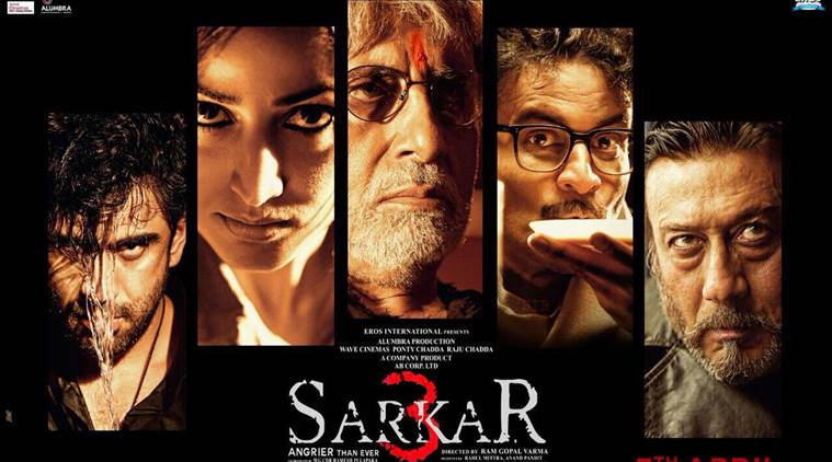 Sarkar 3 First Week Box Office Collection