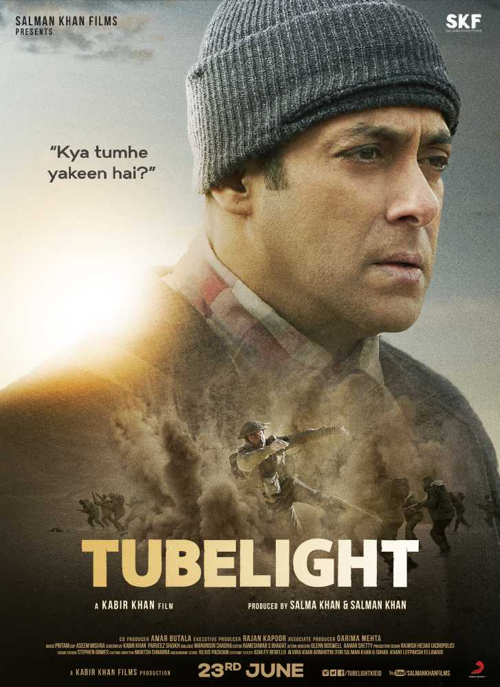 Tubelight First Day Collection
