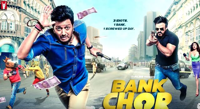 Bank Chor Has a Disastrous First Week