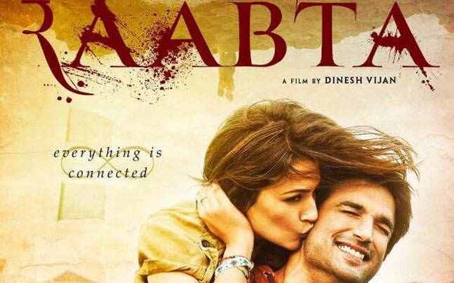 Raabta Has Poor First Weekend