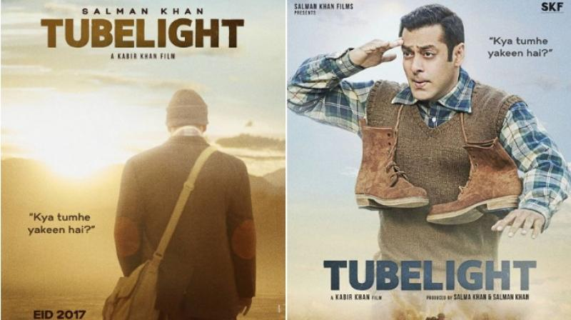 Tubelight scores a century in 7 days