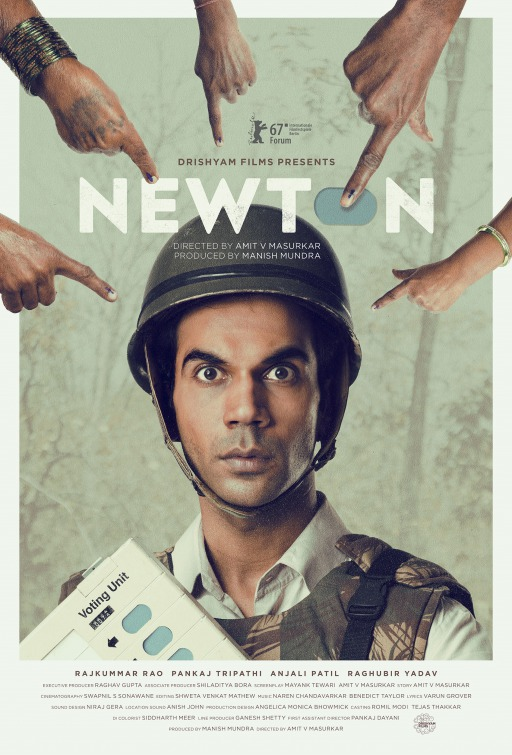 Official Trailer of Newton Starring Rajkummar