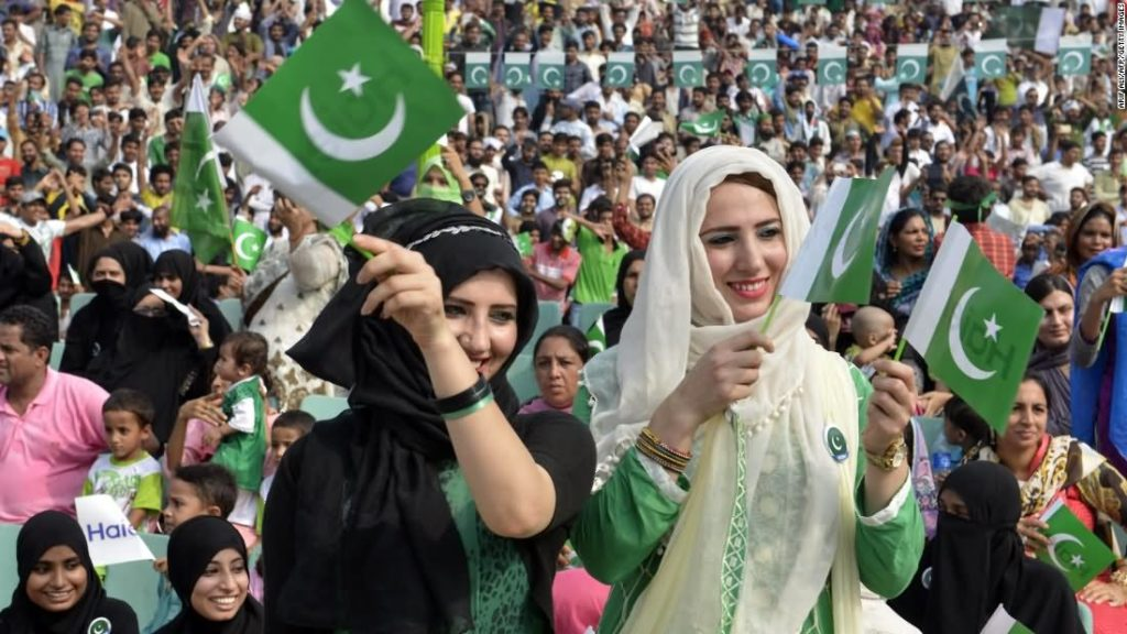 This is How Pakistanis Celebrated Pakistan Independence Day