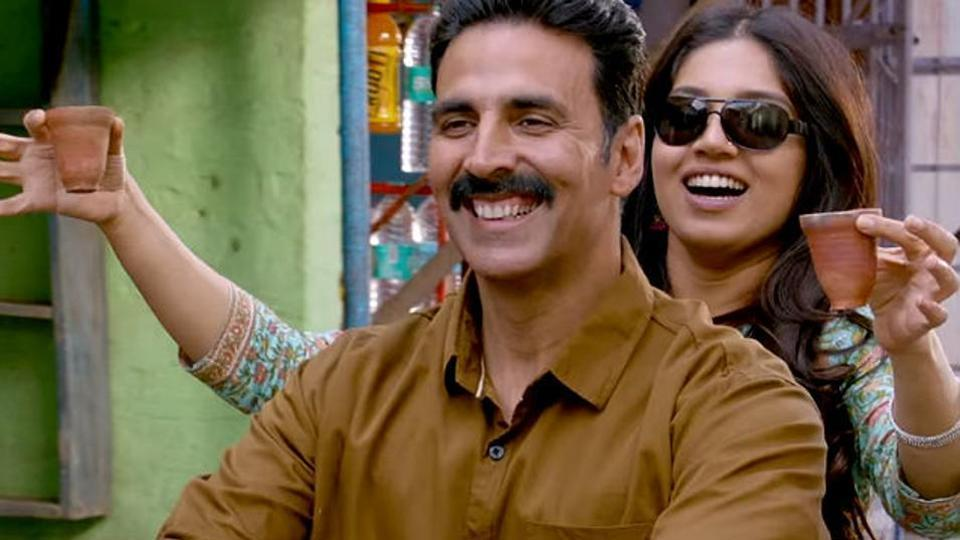 Toilet: Ek Prem Katha Has a Huge Growth on Tuesday