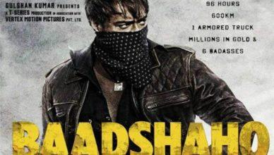 Baadshaho First Tuesday Box Office Collection