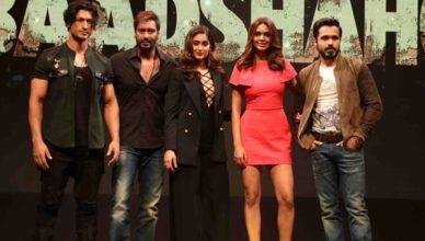 Baadshaho First Week Box Office Collection