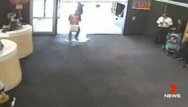 Unlawful Non-citizen from Myanmar Set Fire to Melbourne Bank