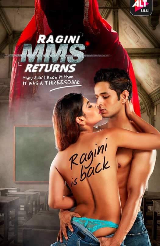 First Look Poster of Ragini MMS 2.2