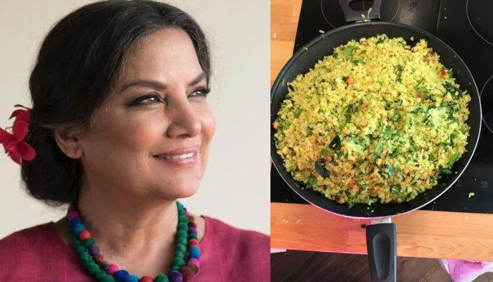 When Shabana Azmi Gets Trolled For Upma
