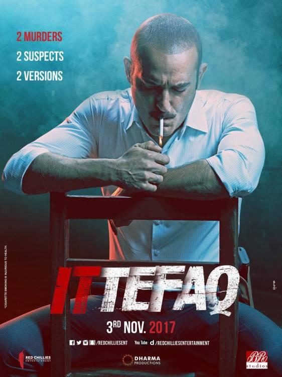Official Trailer of Ittefaq