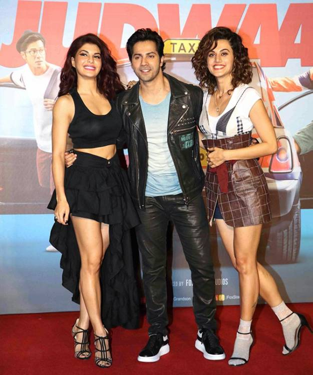 Judwaa 2 Shows Excellent Growth on Saturday