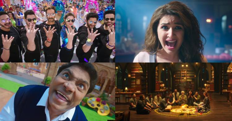 Golmaal Again is Set to Cross 193 Crores in the Third Weekend