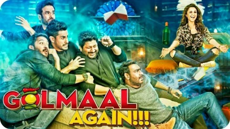 Golmaal Again Third Week Box Office Collection