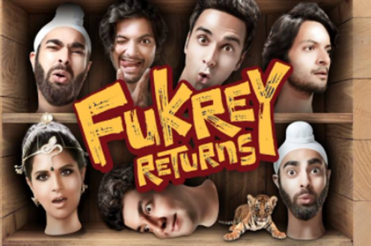 Official Trailer of Fukrey Returns Starring Pulkit Samrat