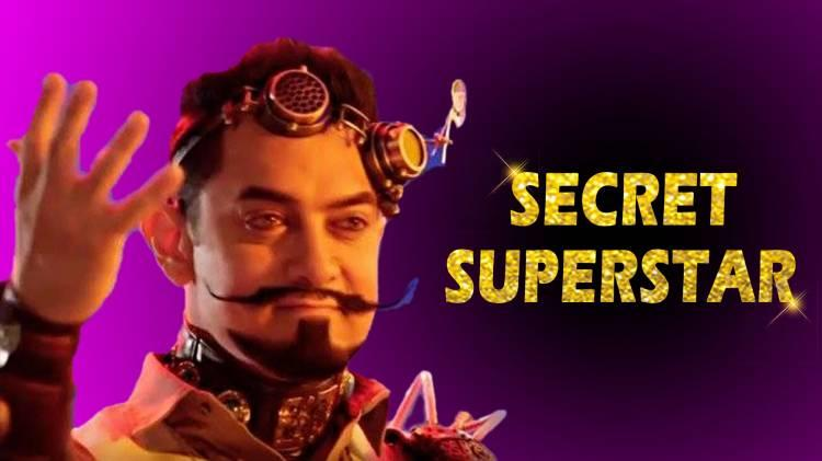 Secret Superstar Scores a Half-century at the Box Office