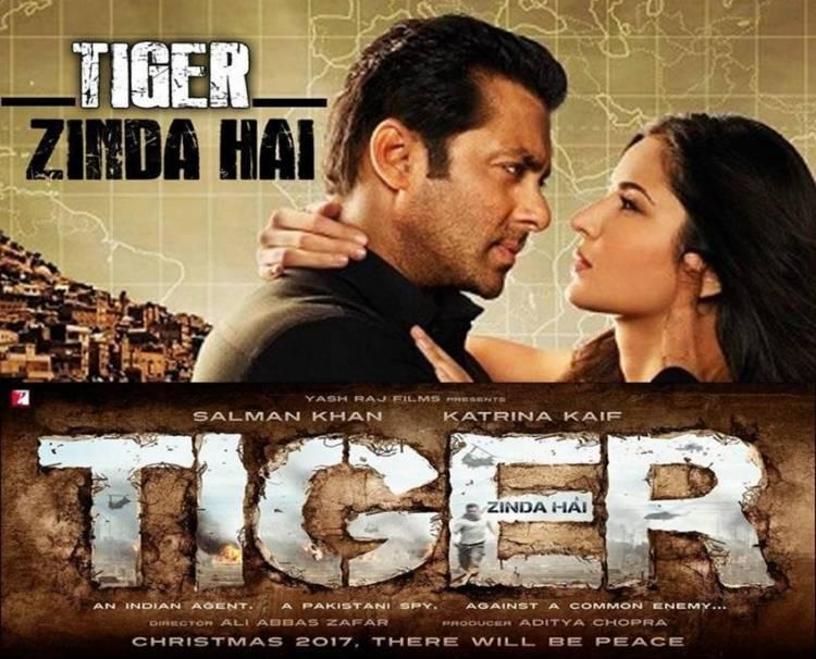 Official Trailer of Salman Khan's Tiger Zinda Hai