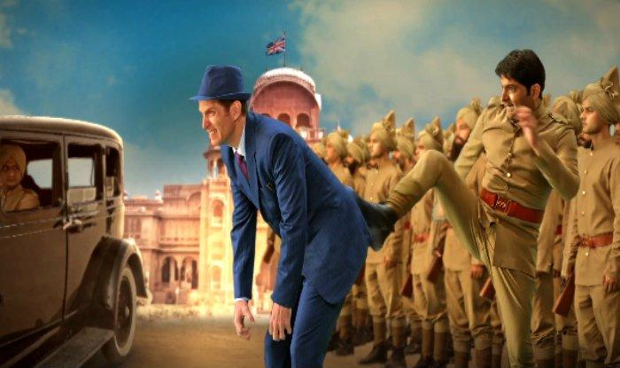 Firangi Has Poor Opening