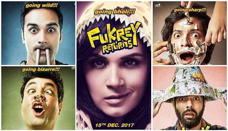 Fukrey Returns Grosses 100 Crores Worldwide