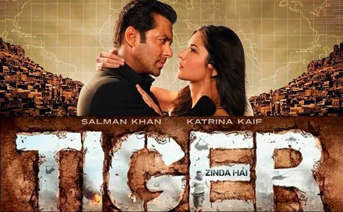 Tiger Zinda Hai Rock-steady on Saturday