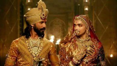 Padmaavat First Tuesday Box Office Collection
