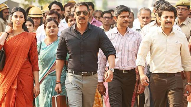 Raid Joins the 100 Crores Club in Fourth Week