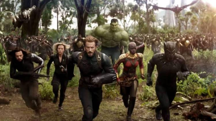Avengers: Infinity War Unstoppable in Second Week