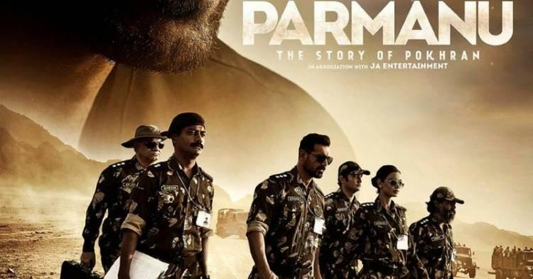 Parmanu: The Story of Pokhran Remains Steady on Monday