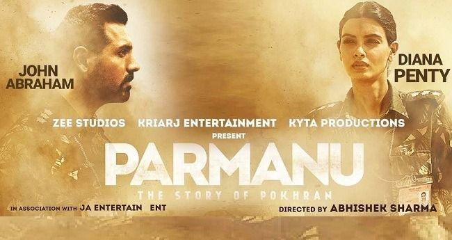 Parmanu: The Story of Pokhran First Weekend Box Office Collection