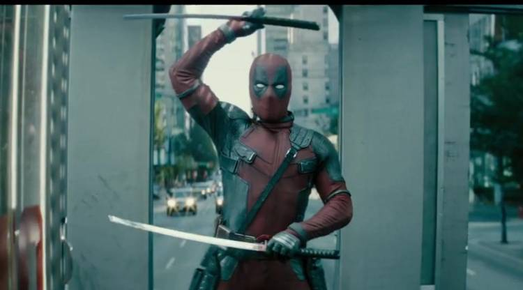 Deadpool 2 Rock Steady on Saturday