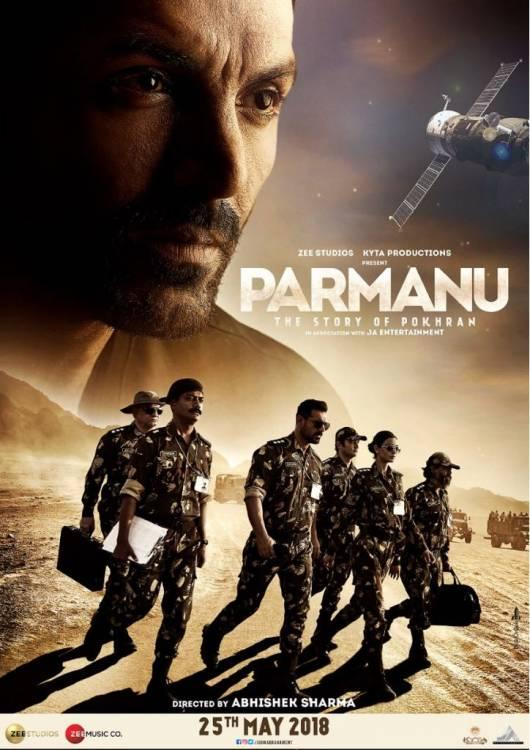 Official Trailer of Parmanu: The Story of Pokhran