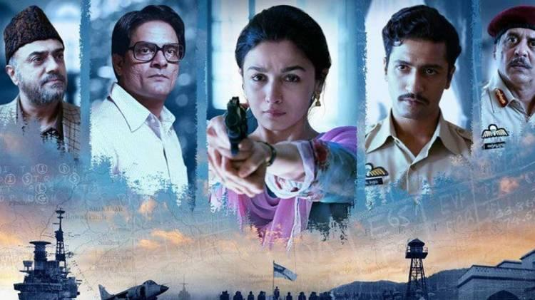 Raazi Maintains Solid Hold in Third Week