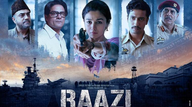 Raazi has an excellent opening weekend