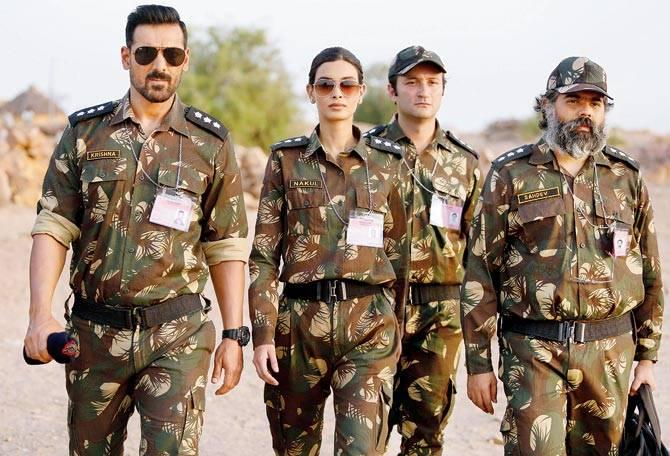 Parmanu: The Story of Pokhran Crosses 35 Crores | First Week Box Office Collection