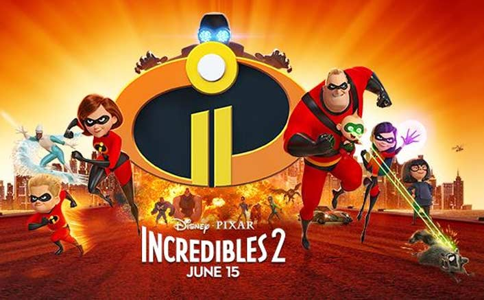 Incredibles 2 Has an Excellent First Weekend in India