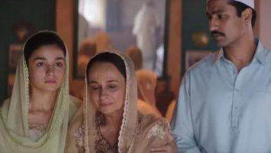 Raazi Inches Closer to 115 Crores