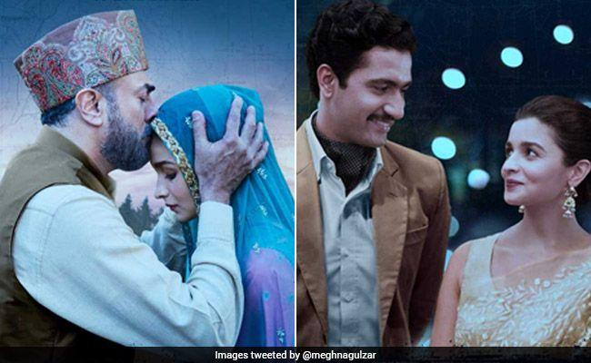 Raazi Nears 120 Crores Mark